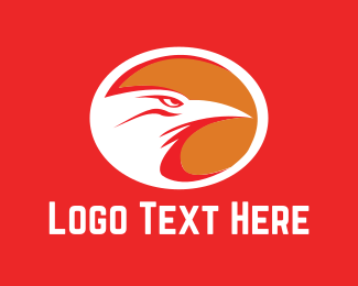 Beak - Eagle Head logo design