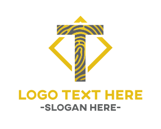 Safari - Tiger T logo design