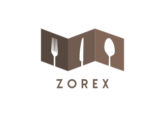 Facebook Restaurant Menu logo design