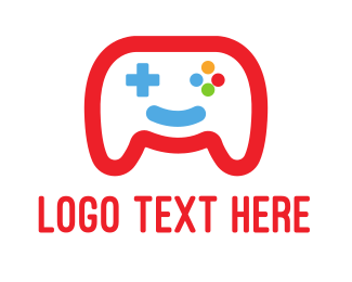 Game - Happy Game logo design
