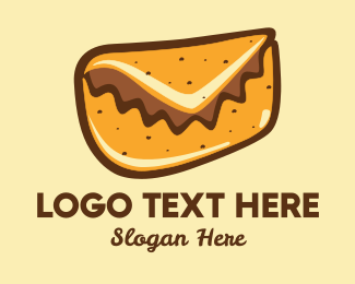 Cooking - Mail Taco logo design
