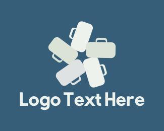 Baggage - Bag Star logo design