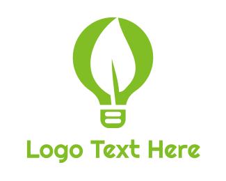 Eco - Eco Idea logo design