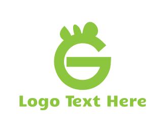 """Green Letter G"" by benjaminjsy"