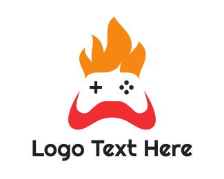 Competition - Fire Console Controller logo design