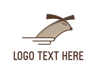 Pet Shop - Fast Hamster logo design