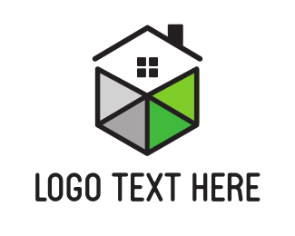 Interior Designer - Cube Home logo design