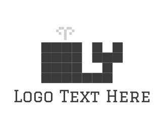 Ad Agency - Bit Whale logo design