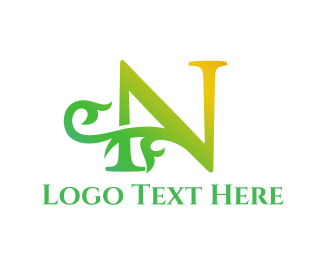 """""""Leaf Letter N"""" by town"""