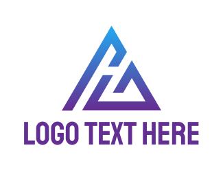 Clan - Abstract AG Gaming logo design