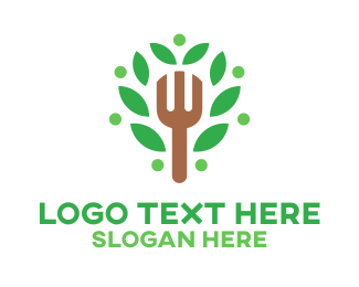 Farm - Organic Food logo design