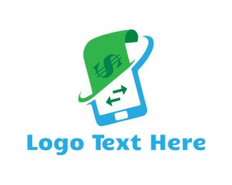 Dollar - Online Payment  logo design