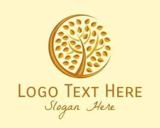 Bronze - Bronze Tree logo design