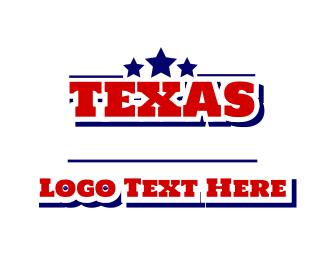 Austin - Texas Font logo design