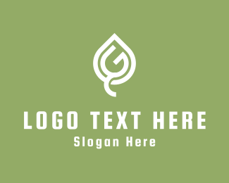 Chinese Medicine - Herbal G logo design