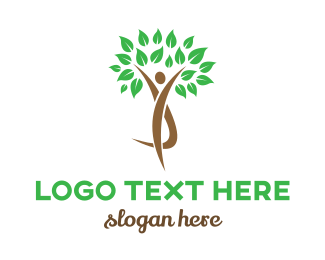 """Human Tree"" by LogoBrainstorm"