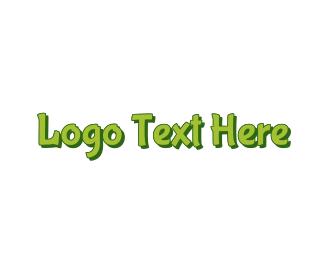 Caribbean - Green & Tropical logo design