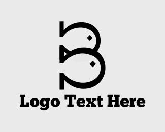 Omega - Fish Omega logo design