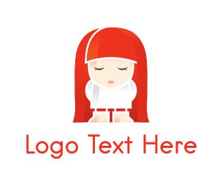 Redhead - Redhead Doll logo design