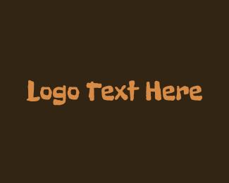 Handwritten - Stone Age  logo design