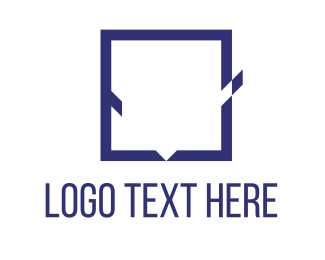 List - Square Check logo design