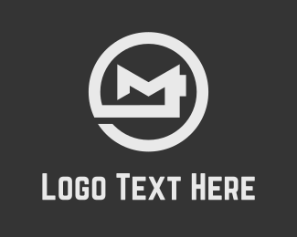 Tech - Fashion Letter M logo design