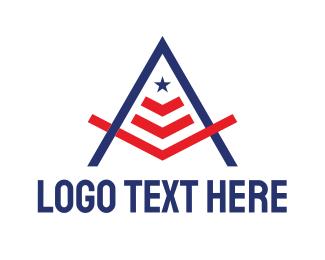 Guild - American Masonry A logo design
