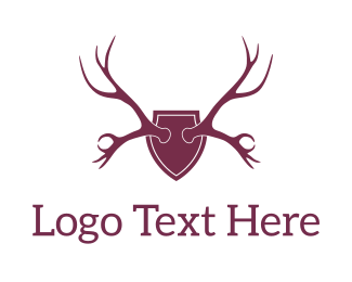 Relaxation - Chill Moose logo design