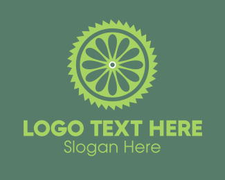 Lemonade - Lime Buzz logo design