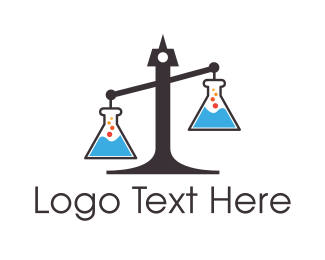 Court - Legal Lab logo design