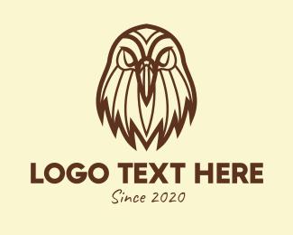Bronze - Bronze Falcon logo design