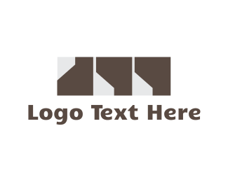 Factory - Industrial Buildings logo design