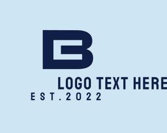 Cyber Security - B & C logo design
