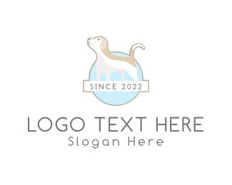 Clinic - Dog Clinic logo design