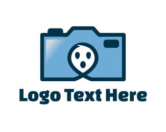 Ghost - Horror Film logo design