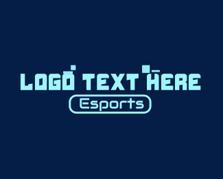 """Esports Team Font"" by BrandCrowd"