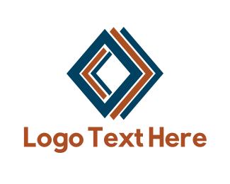 Diamond - Diamond Tiles logo design