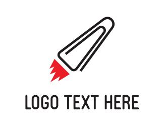 Rocket Clip Logo