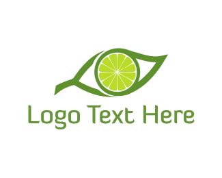 Lime Eye Logo