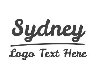 """""""Sydney"""" by BrandCrowd"""