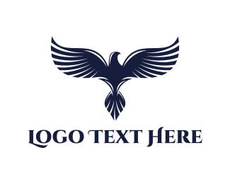 Vulture - Security Eagle logo design