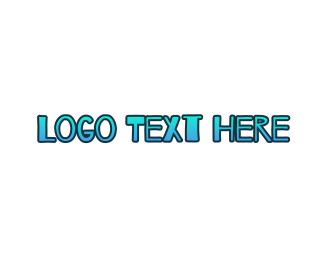 Snack - Funky & Comic Wordmark logo design