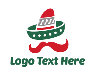Mariachi - Mexican Hat logo design