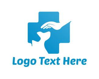 Care - Dog Hospital logo design