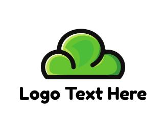 Bush - Green Bush logo design