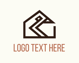 Engineer - Abstract Construction logo design