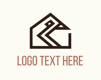 Construction - Abstract Construction logo design