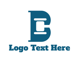 Gavel - Legal Letter B logo design
