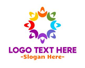 Social - Cultural Diversity logo design