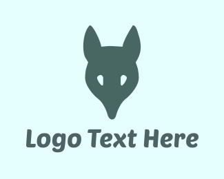 Cerberus - Fox Head logo design